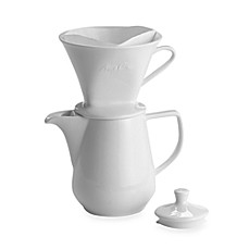 image of Melitta® Pour Over 6-Cup Porcelain Coffee Maker