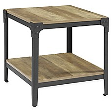 Accent & End Tables, Glass, Metal & Wood End Tables | Bed Bath & Beyond
