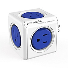 image of Allocacoc 5-Outlet Power Cube