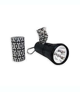 Dispensador de bolsas Pawslife™ para desechos con lámpara