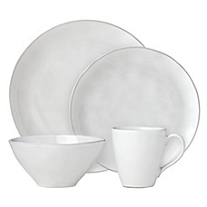 Lenox® French Carved™ Organic Dinnerware Collection in White  sc 1 st  Bed Bath \u0026 Beyond & White Dinnerware Porcelain Dinnerware Sets | Bed Bath \u0026 Beyond