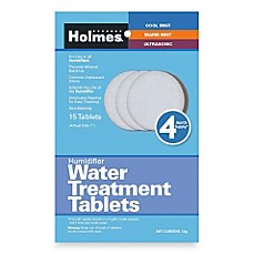 image of Holmes® Pack of 15 Humidifier Water Treatment Tablets