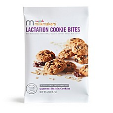 image of Milkmakers® 6-Count Oatmeal Raisin Lactation Cookies