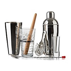 image of Libbey® 9-Piece Mixologist Set