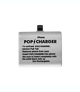 Cargador desechable Pop Charger Zorbitz para iphone