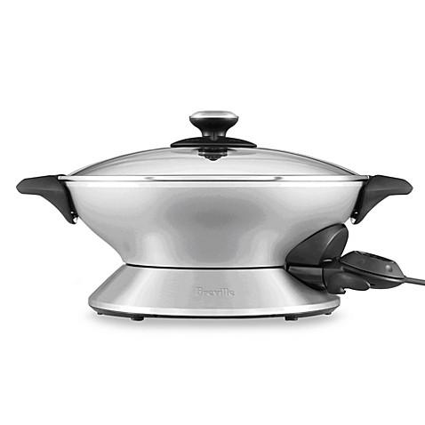 breville® the hot wok™ model bew600xl - bed bath & beyond