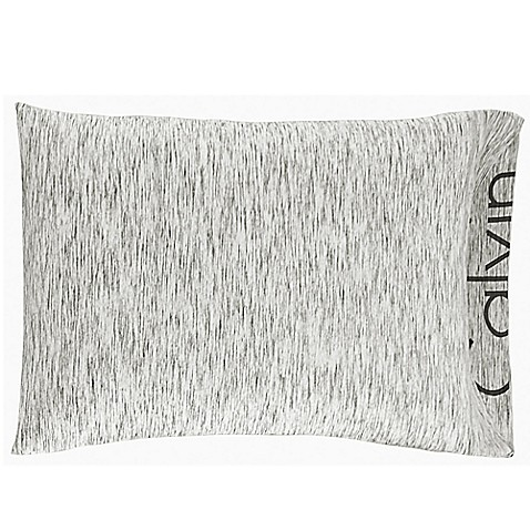 Calvin Klein Modern Cotton Strata Pillowcases Set Of 2