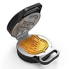 image of NHL Hockey Puck Waffle Maker