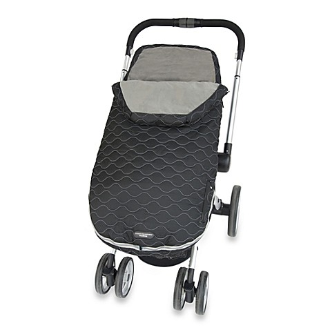 JJ Cole® Toddler Urban BundleMe® in Stealth