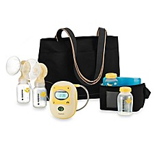 image of Medela® Freestyle® Double Electric Hands-Free Breastpump