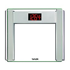 image of Taylor® Digital Bath Scale with LCD SuperBrite™ Display