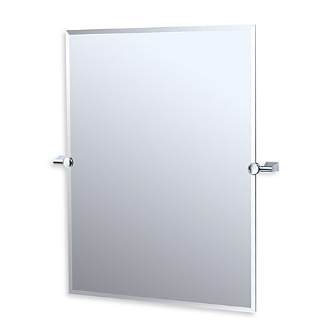 Buy Gatco Bleu Chrome Tilt Mirror From Bed Bath Amp Beyond