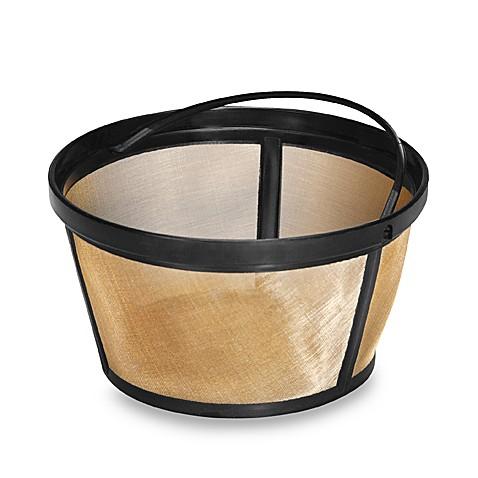 Kitchenaid 174 Kcm22gtf Gold Tone Filter Bed Bath Amp Beyond