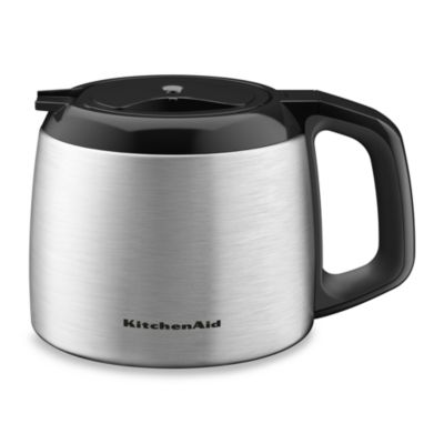 Bed Bath And Beyond Thermal Coffee Maker : KitchenAid 12-Cup Thermal Carafe - Bed Bath & Beyond