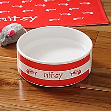 image of Kitty Kitchen Cat Bowl