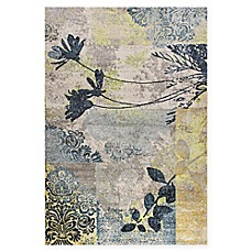 image of Dynamic Rugs Fusion Dreams Floral Multicolor Rug