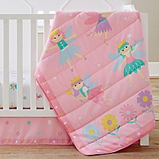 image of Olive Kids Fairy Princess 3-Piece Crib Bedding Set