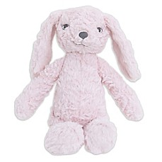 image of Cuddle Me Floppy Plush Bunny in Pink