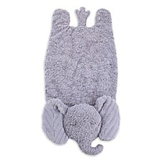 image of Cuddle Me Elephant Tummy Time Mat in Grey