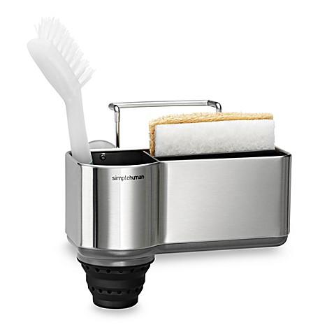Kitchen Sink Sponge Holder kitchen sponge holders | sink caddies & organizers - bed bath & beyond