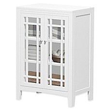 No Tools Glass Door Cabinet