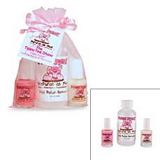 image of Piggy Paint™ Tippy Toe Show Nail Polish and Remover Gift Set