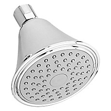 image of American Standard Tropic Suite 1-Spray 5-Inch Showerhead in Polished Chrome