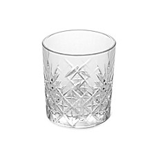 image of Pasabahce Timeless Double Old Fashioned Glasses (Set of 4)