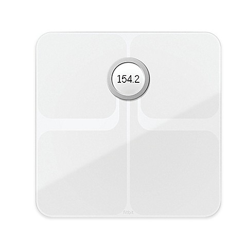 fitbit aria 2 wi fi bathroom scale bed bath beyond rh bedbathandbeyond com Fitbit Aria 2 Old Fitbit