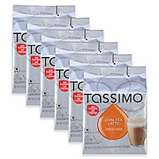 image of 40-Count Chai Latte T DISCs for Tassimo™ Beverage System