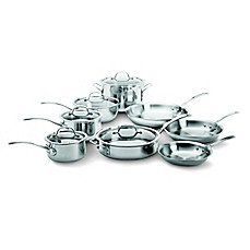image of Calphalon® Tri-Ply Stainless Steel Cookware Savings Event