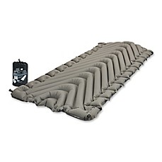 image of Klymit Static V Luxe Sleeping Mat in Grey
