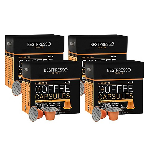 Nespresso Coffee Capsules Bed Bath And Beyond