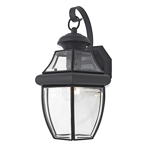 Quoizel Newbury Medium Wall Lantern