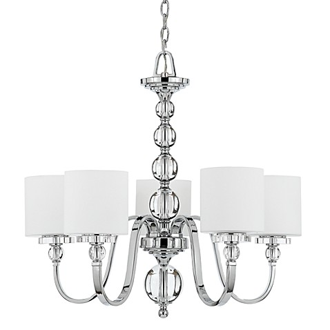 Quoizel 5-Light Downtown Chandelier