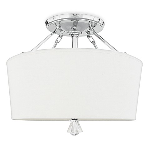 Quoizel®  Deluxe Extra Large Semi Flush Mount