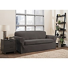 image of Maytex Smart Fit Portland Stretch Furniture Slipcover Collection