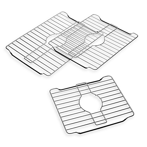 stainless steel sink protector rack - Kitchen Sink Protector