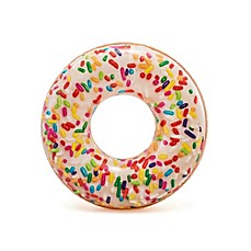 image of Intext® Sprinkle Donut Pool Float
