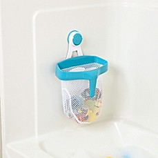 Image Of Regalo® Super Suction Bath Toy Scoop And Organizer