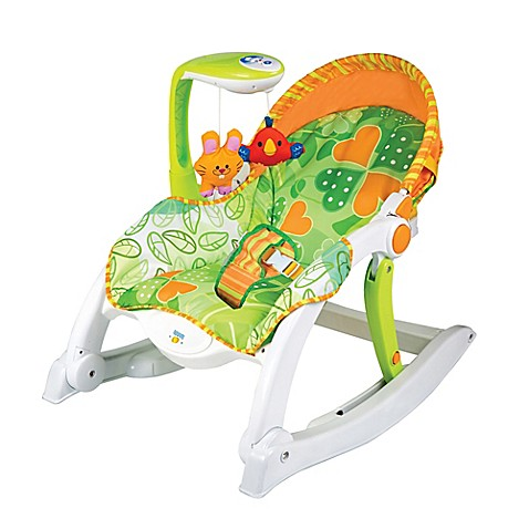 Winfun Grow With Me Rocking Chair