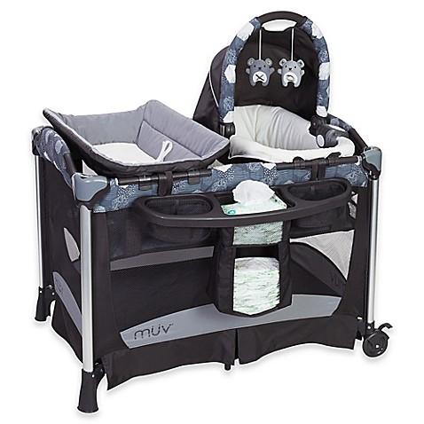 Baby Trend 174 Muv Custom Grow Nursery Center Buybuy Baby