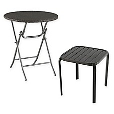 image of Wicker Table Collection