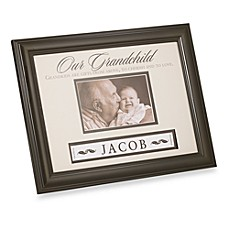 image of Our Grandchild Personalized Frame