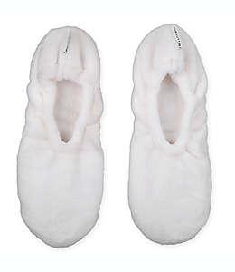 Calcetines ultra afelpados de memory foam unitalla Wamsutta® en marfil