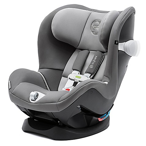 Cybex Sirona M Sensorsafe 2.0 Convertible Car Seat in Manhattan Grey