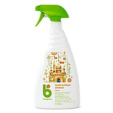 image of Babyganics® 32 oz. Citrus Multi Surface Cleaner