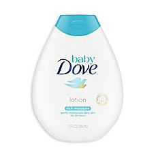 image of Baby Dove® 13 oz. Nourishing Baby Lotion with Rich Moisture