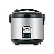 image of Oyama 10-Cup Stainless Steel Rice Cooker