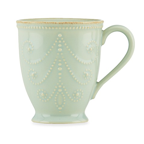 Lenox® French Perle™ Mug in Ice Blue